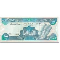 Billet, Lebanon, 1000 Livres, 1990, UNdated (1990), KM:69b, TTB - Liban
