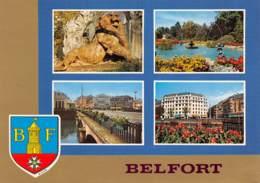 90 TERRITOIRE DE BELFORT Multivue 38 (scan Recto Verso)MF2758VIC - Belfort - Stad