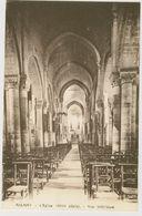 1076 - CHARENTE MARITIME - AULNAY DE SAINTONGE - L'Eglise Intérieur - Aulnay
