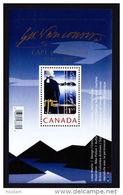 CANADA. 2007  # 2219   CAPTAIN GEORGE VANCOUVER       SS  MNH - Blocs-feuillets