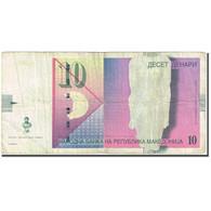 Billet, Macédoine, 10 Denari, 2003-2007, 2005, KM:14e, TB - Macédoine