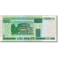 Billet, Bélarus, 100 Rublei, 2000, 2000, KM:26a, TB+ - Belarus