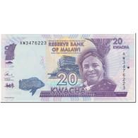Billet, Malawi, 20 Kwacha, 2015, 2015.01.15, KM:63b, NEUF - Malawi