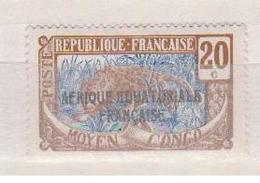 CONGO          N°  YVERT  :   78     NEUF SANS   CHARNIERES      ( Nsch 1/20 ) - French Congo (1891-1960)