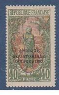 CONGO          N°  YVERT  :   82     NEUF SANS   CHARNIERES      ( Nsch 1/20 ) - French Congo (1891-1960)