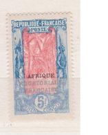 CONGO          N°  YVERT  :   88     NEUF SANS   CHARNIERES      ( Nsch 1/20 ) - French Congo (1891-1960)