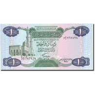 Billet, Libya, 1 Dinar, KM:49, NEUF - Libye