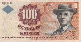 (B0014) DEMARK, 2000. 100 Kroner. P-56b. VF - Danemark