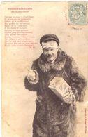 Commandements Du Chauffeur (collage Sur Une Autre Carte) - Humor