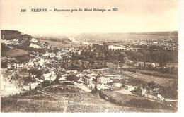 27 - Vernon  - Panorama Pris Du Mont Roberge - Vernon