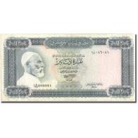 Billet, Libya, 10 Dinars, KM:37b, TB+ - Libya