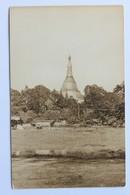 Shwe Dagon Pagoda From Godwin Road, Rangoon, Myanmar / Burma - Myanmar (Burma)