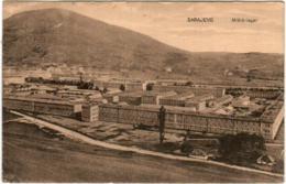 31sk 326 BOSNIA - SARAJEVO - MILITARLAGER - Jugoslavia