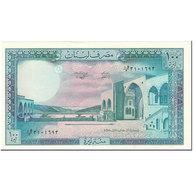 Billet, Lebanon, 100 Livres, 1988, Undated (1988), KM:66d, NEUF - Liban