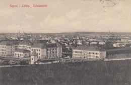AK - Ungarn - SOPRON (Ödenburg) - Teilansicht Mit Kaserne 1912 - Ungarn