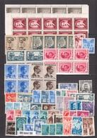 Lot – 90 Stamps – MNH ** 1939-45 Roumanie / ROMANIA - Otros