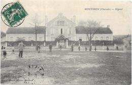 MONTBRON: HOPITAL - Autres Communes