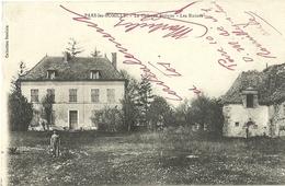 Pars Les Romilly Le Chateau Antique Les Ruines - France