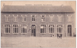 Roosbeek Gemeenteschool Ecole Communale Boutersem Geanimeerd Topkaart Omg Leuven Tienen Breisem Kerkom Hageland Vertrijk - Boutersem