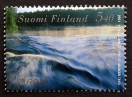 Finland 2001  EUROPA / CEPT  MiNr.1566    MNH (**)    ( Lot  F 289) - Unused Stamps