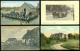 Lot De 60 Cartes Postales D' Angleterre  England      Lot Van 60 Postkaarten Van Engeland  United Kingdom - 60 Scans - Cartes Postales