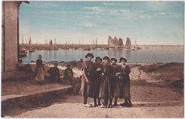 85. ILE DE NOIRMOUTIER. Port De L'Herbaudière. 4418 - Ile De Noirmoutier