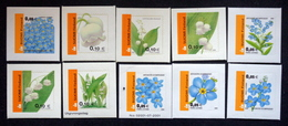 Finland 2002 FLOWERS   MiNr.1590-99   MNH (**)    ( Lot  F 298 ) - Unused Stamps