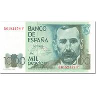 Billet, Espagne, 1000 Pesetas, 1979, 1979-10-23, KM:158, NEUF - [ 4] 1975-… : Juan Carlos I