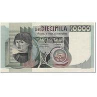 Billet, Italie, 10,000 Lire, 1982, 1982-11-03, KM:106b, TTB - 10000 Lire