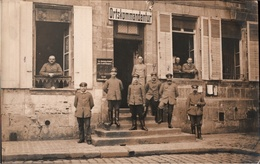 ! 60 NOYON, Fotokarte, Carte Photo Militaire Allemande, Ortskommandantur, Guerre 1914/1918, 1. Weltkrieg, Frankreich - Noyon