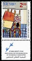 2001Israel1647AKIM- 50 Years - Ungebraucht (mit Tabs)