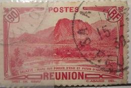 Réunion - YT 139 - Oblitérés
