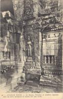 Cambodia - Angkor Thom - Le Bayon Tevades Et Fenetre Figurees No 42 - Cambodia