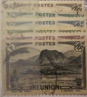 Réunion - YT 164 à 169 - Réunion (1852-1975)