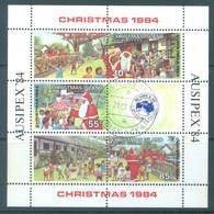 CHRISTMAS - USED/OBLIT. - 1984 - CHRISTMAS -  Yv BLOC 3 - Lot 19075 - Christmas Island