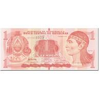Billet, Honduras, 1 Lempira, 2012, 2012-03-01, KM:84e, NEUF - Honduras