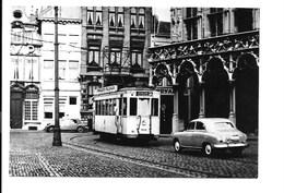 Mechelen - Tram - Lijn 2 Station-Pasbrug. - Sin Clasificación