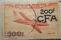 Réunion - YT PA 54 Obl - Poste Aérienne
