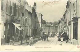 Luneville Grande Rue - Luneville