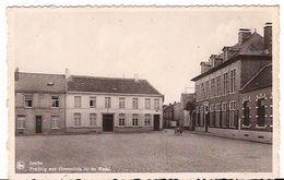 ASSE ASSCHE PRACHTIG Oud Heerenhuis Op De Markt R 996 /d4 - Asse