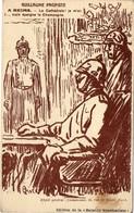 - Guillaume Pacifiste - A REIMS - A Voyagée En Oct.1915 - (LUCE) - Heimat