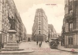 75 Paris : Tout Paris 13ème  Statue De Jeanne D' Arc Et La Rue Jeanne D'Arc  Réf 5815 - France