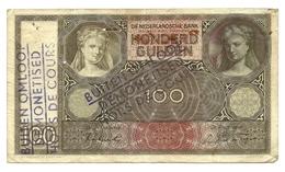 Olanda - 100 Gulden 1914 - [2] 1815-… : Kingdom Of The Netherlands