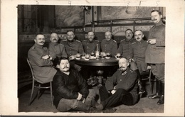 ! 02 Saint Quentin, Fotokarte, Carte Photo Militaire Allemande, Guerre 1. Weltkrieg, Militaria, Frankreich 1915 - Guerra 1914-18
