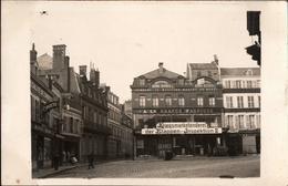 ! 02 Saint Quentin, Fotokarte, Carte Photo Militaire Allemande, Guerre 1. Weltkrieg, Militaria, Frankreich 1915 - Saint Quentin