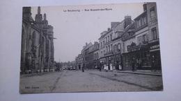 Carte Postale( N3 ) Ancienne De Neubourg , Rue Dupont De L Eure - Le Neubourg