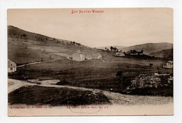 - CPA LES HAUTES VOSGES (88) - LE GRAND VALTIN - Edition Weick 10809 - - France