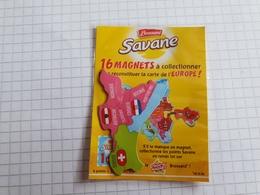 Magnet Savane Europe - Tourism