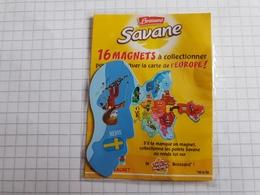 Magnet Savane Europe - Tourisme