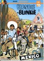 Jeugdzonden 15 - Blondie En Blinkie In Mexico (1ste Druk) 1982 - Jeugdzonden, Reeks
